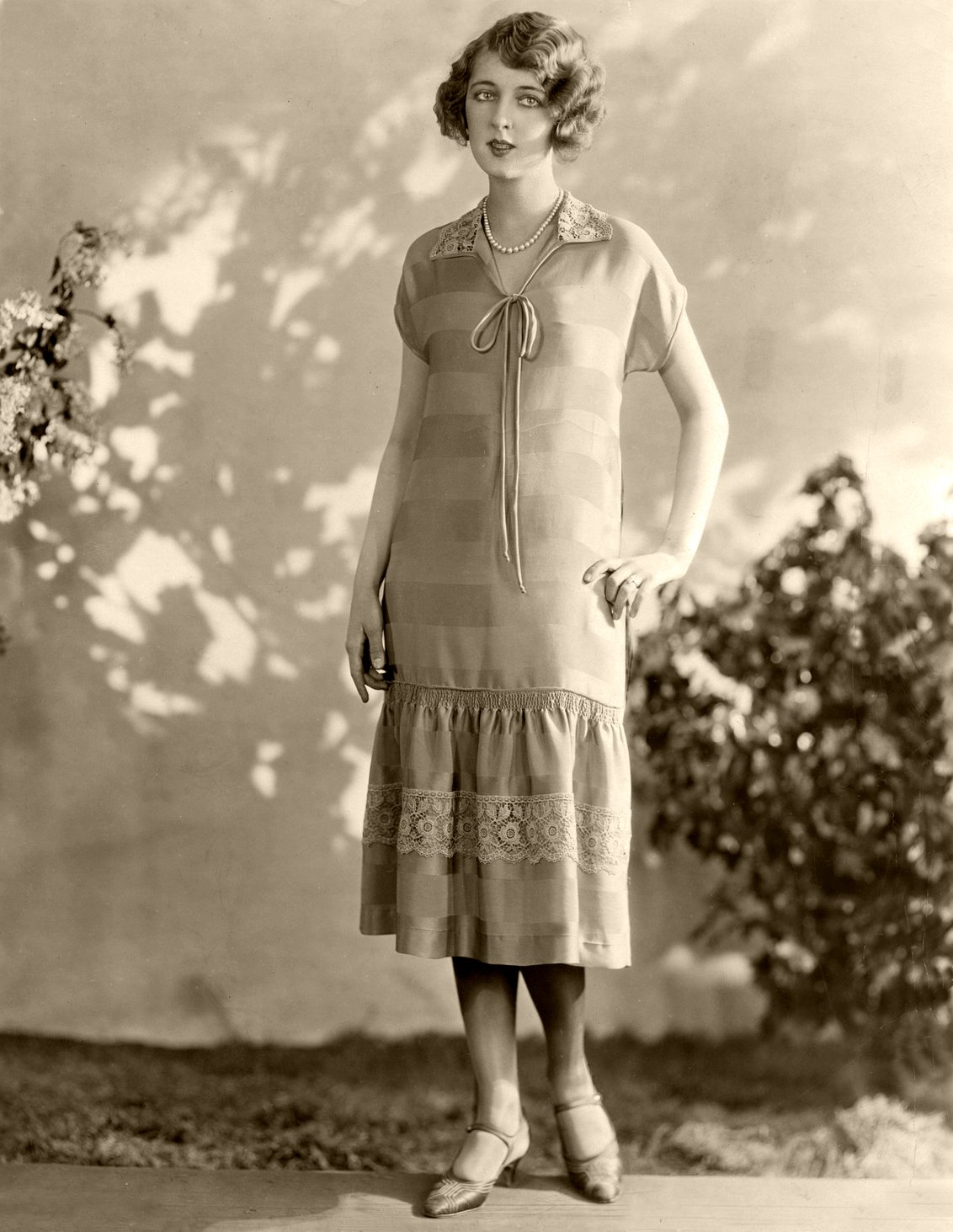 Fashion by Nancy Spence 1925