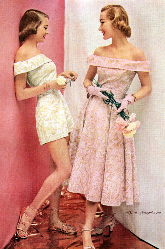 Fashions of the 1950s 96