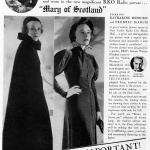 Mary Queen of Scotland Fashion 1936