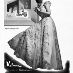 Kalmour Gown in Celanese Rayon 1939