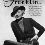 Mrs Franklin Inc 1935