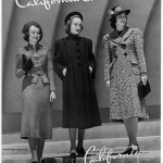 California Fashion Previews 1937