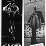 Mme Hayward / National Fur Company 1937