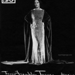 Gown designed by Jessie Franklin Turner 1934
