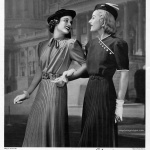Dresses designed by Mataloy 1938