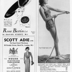 Rose Bertin Ltd. / Scott Adie Ltd. / Gordon Lowe 1937