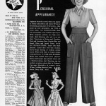 Freshy Playclothes 1940 ~ Jane Wyman