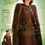 Mary-Lane & Junior Lane Coats and suits 1945