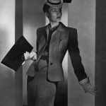 Spring Made-to-order Originals / Bergdorf Goodman 1943, photo by Horst