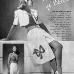 Nardis of Dallas - 4 piece play suit by Duplex 1944