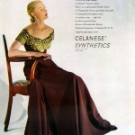 Celanese gown by Rudolf 1947