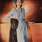 Martha Manning Dresses 1947
