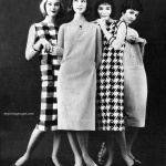 Sue Brett Fashions 1958