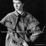 Cuddle Coat 1957 - Nancy Berg