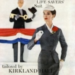 Life Saver Suit by Kirkland Hall 1954 / Nancy Berg