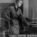 Saks Fifth Avenue 1953