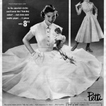Cherry and Webb's - Dress by Petti 1950