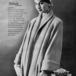 Nancy Berg - Millbrooke Fashions 1955