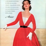 Avisco / Dress by horwitz & Duberman 1952