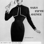 Saks Fifth Avenue - Mr Mort 1955