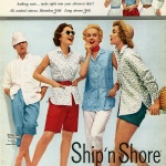 Ship 'n Shore 1954 - Tippi Hedren center