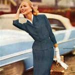 Suit by Handmacher 1958
