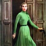 Dress by Lyle & Scott 1955