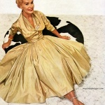Dress by Bon Ray 1952