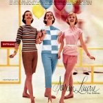 Susan Laurie Fun Fashions 1956