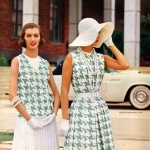 Outfits by Donald Brooks-Darbury 1957