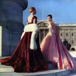 Gowns by Hardy Amies 1957