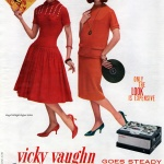 Vicky Vaughn Junior 1958
