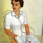 Suit by Handmacher 1953