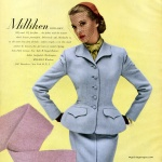 Milliken 1951 Suit tailored by Gaynes Inc