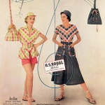 US Royal Fabrics 1951