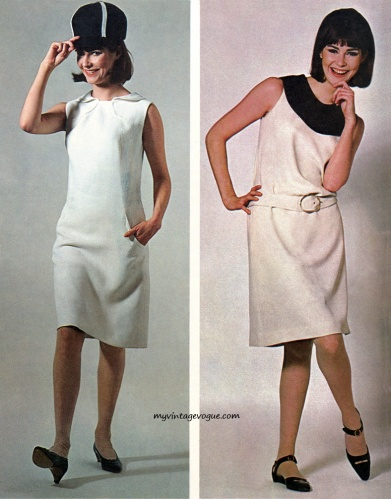 Erick Patterns 1965 Designs By Mary Quant