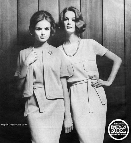 Eastman Kodel - dresses by California Girl 1962