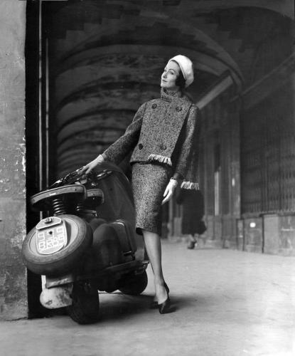 1960's fashion, photo by Kenneth Heilbron