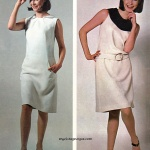 Butterick Patterns 1965 - Designs by Mary Quant