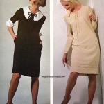 Butterick Patterns 1965 - Designs by Jane Muir