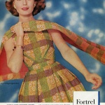 Dress by Harold Levine - Fortrel 1961