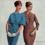 Avisco / Handmacher Suits 1960