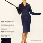 McCall's Pattern 5551 - Celanese 1960