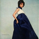 Gown by Pat Sandler 1968