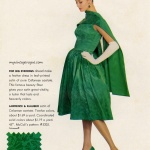 McCall's Pattern 5325 - Celanese 1960