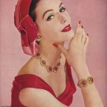 Lucinda Holingsworth / Corocraft Jewelry 1957