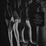 Larkwood Vamp-Toe Stockings 1944