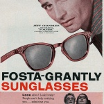 Fosta-Grantly Sunglasses 1955
