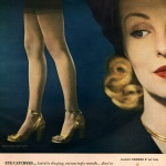 NoMend Stockings 1947