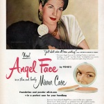 Angel Face by Ponds 1950